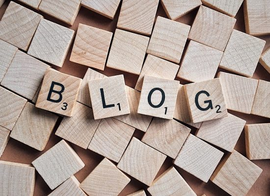 Using A Blog For Your Business