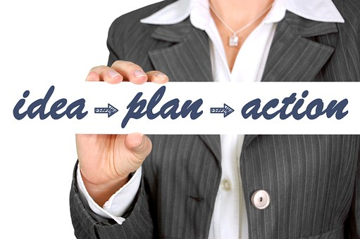 Taking Action in Business